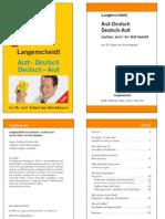 178661699 Langenscheidt Arzt D