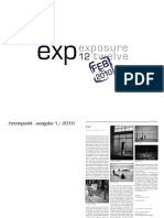Exp12 Newsletter Feb 2010