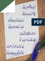 Urdu Shairi