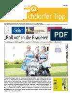 Vorchdorfer Tipp 2015-07