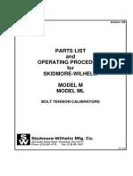 Model M Manuals