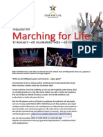 Marching for Life
