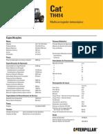 Anexo 2 - Especificações TH414