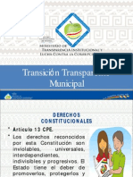 Transición Transparente