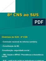 8ª CNS ao SUS (Aula de MP) (Prof. Petrônio)
