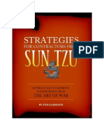 Sun Tzu E-book - PDF Version