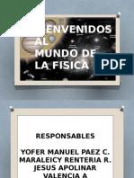 Agenda de Fisica Antigua y Media