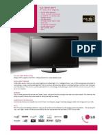 47LG50 Spec Sheet