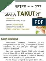 PPT Diabetes Melitus FIX