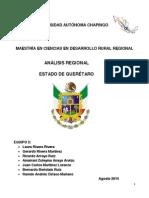 Analisis Regional Queretaro
