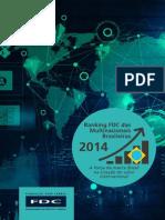 Ranking Fdc Multinacionais Brasileiras2014