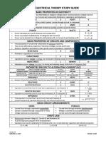 Basic Electrical Theory Study Sheet (v3.1)