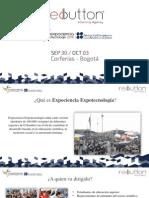 Presentación EXPOCIENCIA 2015