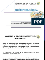 Orientacion Pedagogica Clases