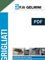 F.lli Gelmini s.r.l. - Catalogo GRIGLIATI