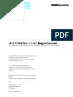 Architekten und Ingenieure
