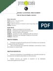 Memorias - Taller de inducción a Prensa Escuela a docentes de primaria en la I.E. Fontidueño