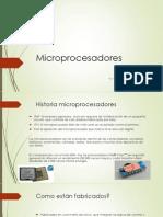 Introduccion a Los Microprocesadores