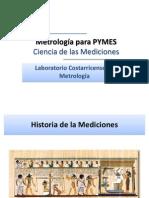 Metrologia Para Pymes Metron