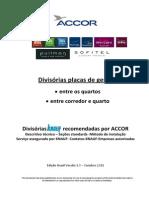 Accor Manual Drywall
