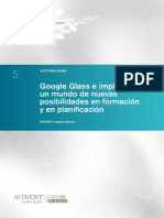 BLOG Post 5 Google Glass