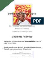 Semiología Hematológica