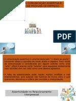 Ufcd 8599- Comunicação Assertiva e Tecnicas de Procura_2