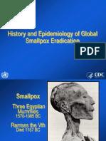 Eradication History