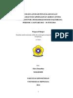 Halaman Awal Proposal