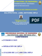 Redes MPLS-Primera Parte