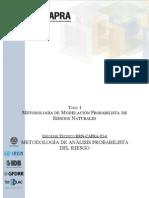 ERN-CAPRA-T1-6 - Metodología de Análisis de Riesgos