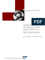 Installation Guide SQL 2005