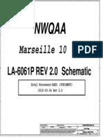 Compal La 6061p r2 Schematics
