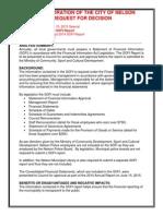 Financial Information 2014