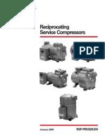 Recip Service Compr