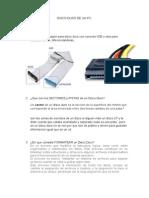 DISCO DURO DE UN PC