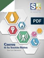 SEA (2015) Costeo Servicios Basicos