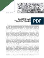La Luchas Obreras y La Política de Chávez