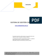 CEDSA - Manual I -Acceso a Sistema. Registro de Alumnos