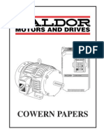 Cowern Papers - Motors and Drives