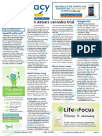 Pharmacy Daily for Tue 28 Jul 2015 - NSW debuts cannabis trial, 'Our House' comes to Bourke St, Vitamin D stoush, Guild Update and much more