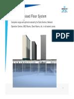 Bergvik Iso Floor for Data Centers IA3