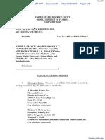 Tilton et al v. Francis et al - Document No. 27
