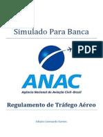 Simulado Para Banca ANAC - REG