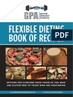 Flexible Dieting Book of Recipes