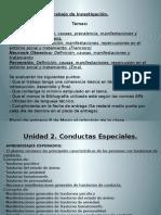 Diapositivas Unidad 2 (+ requisitos del trabajo de investigacion)