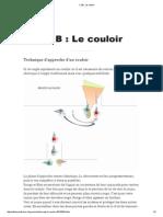 CQB _ Le Couloir