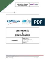 Softphone Bria 3.2 INSTRUÇÃO TÉCNICA I NSTALAÇÃO DO  S OFTWARE