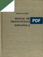 Manual of Spanish Pronunciation (Spanish)