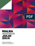 Agenda Malba 2015 07